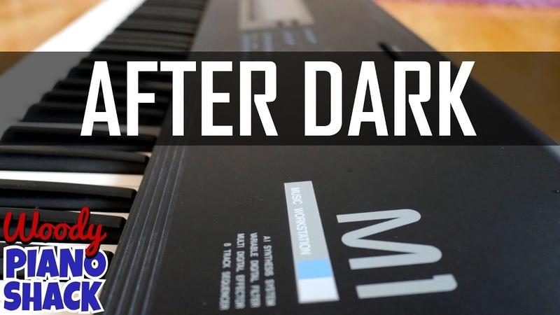Korg M1 demo | 20 sounds | After dark