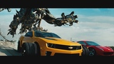 Transformers Dark of the Moon (2011) - Freeway Chase - Only Action 4K
