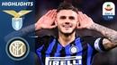 Lazio 0-3 Inter Icardi Brace Helps Inter to Comfortable Win! Serie A