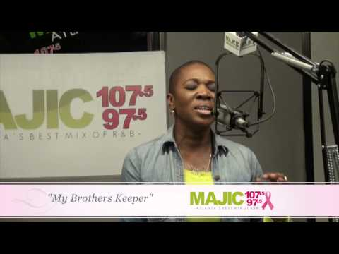 India Arie - My Brothers Keeper | MajicATL In Studio Performance