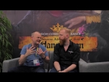 Kingdom Come Deliverance- Interview zu Bugs, Vision  Teil 2 (GC 2018, German)