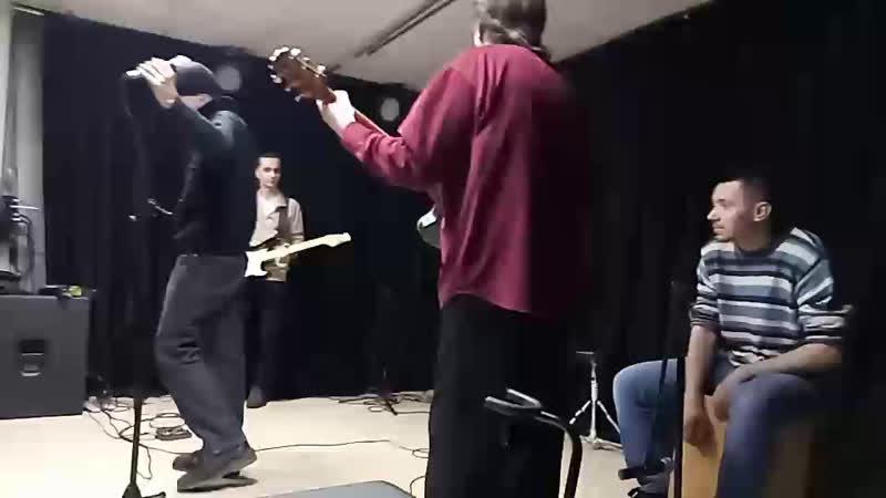 Антон Веселовский Live