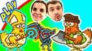 БолтушкА и ПРоХоДиМеЦ Развивают Свой КУРЯТНИК 193 Игра для Детей Эпическое кудахтанье