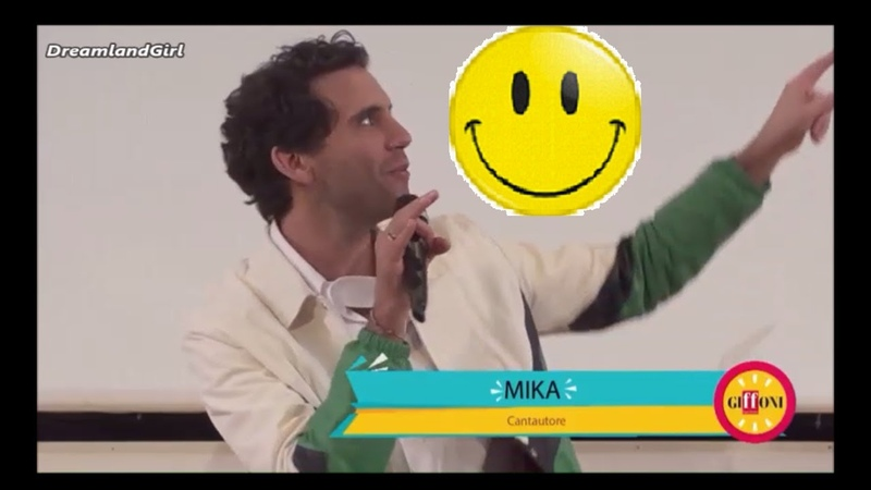 MIKA @ Giffoni 2017 - INTERVIEW (Eng sub)