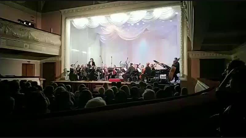 Симфонический концерт в БГАМ