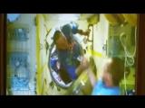 Экипаж корабля «Союз МС-08» успешно прибыл на Международную космическую станцию