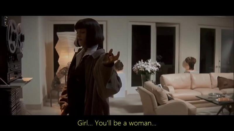 Pulp Fiction - Girl, You'll Be a Woman Soon (lyrics y subtitulos)