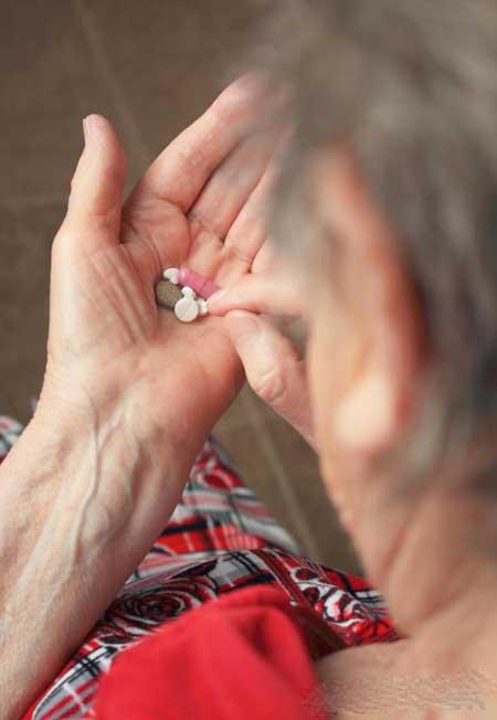 Различные лекарства могут быть приняты, чтобы уменьшить тремор.