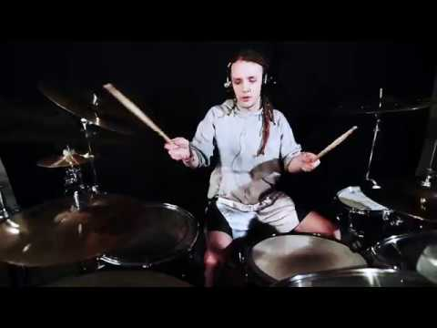 Pouya - One Time - Drum Cover