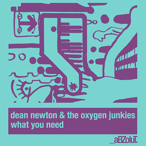 Dean Newton альбом What You Need (feat. The Oxygen Junkies)