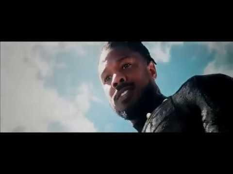 Black Panther vs Killmonger Final Fight - Movie Cube