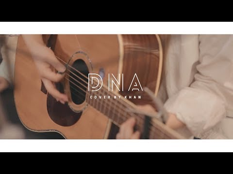 KHAN 9. DNA Cover