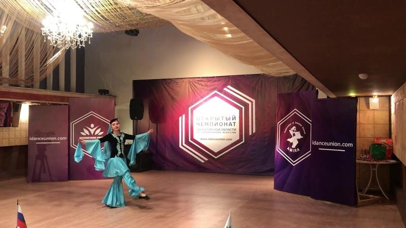 Pearlsekb Ekaterina Trofimova Andalusiya IDance Union Championship 27 1 19