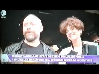 Бергюзар Корель и Халит Эргенч в Нишанташи (29.09.2018) от канала Д