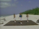 The Beach Workout With David Essel аэробика, шейпинг, фитнес