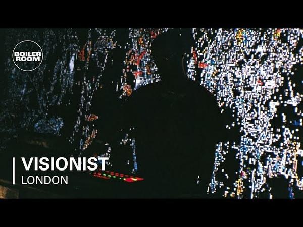 Visionist Daniel Swan | Boiler Room x Huawei London