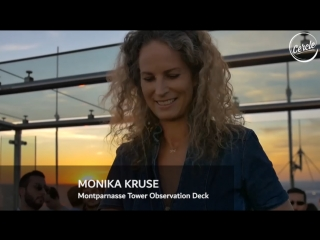 Monika Kruse - Live @ Montparnasse Tower Observation Deck