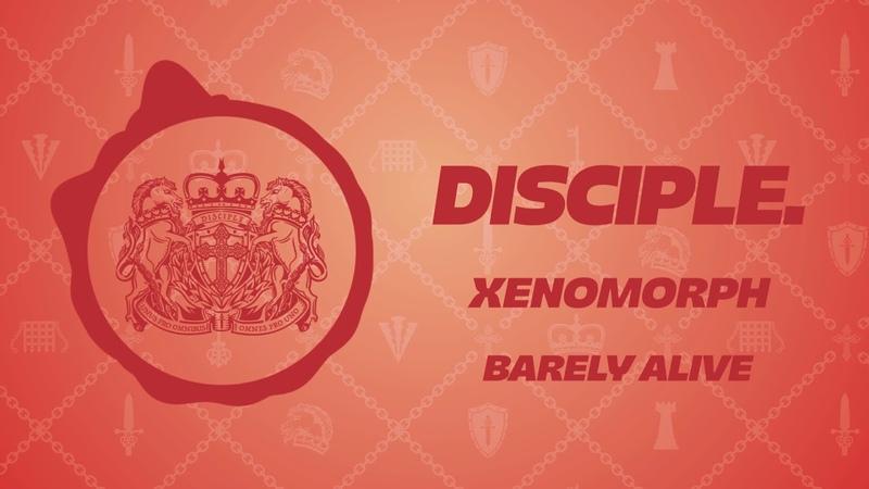 Barely Alive Xenomorph
