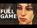 Syberia 3 - Full Game Walkthrough Gameplay &amp Ending (No Commentary) (All Cutscenes Game Movie 2017)
