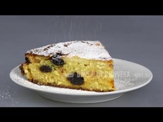 Самый вкусный пирог БЕЗ муки! ~ Умная Кухня ~