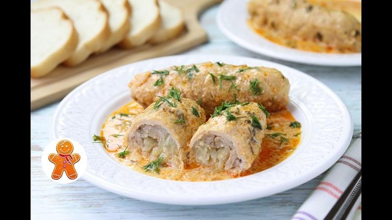 Цибулячки ✧ Очень Вкусное Закарпатское Блюдо