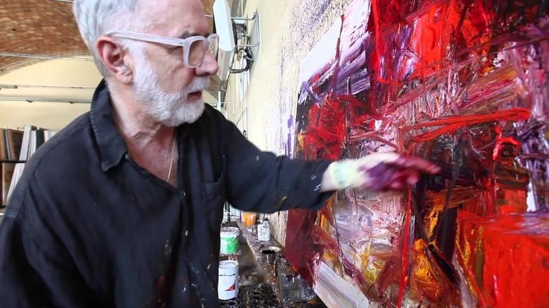 Giancarlo Bargoni maître de l'abstraction lyrique