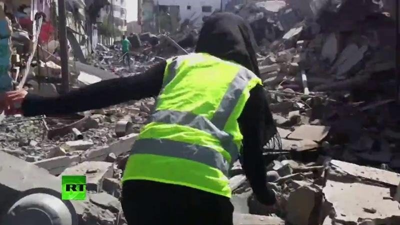 FUERTES IMÁGENES: Francotiradores israelíes matan a un civil palestino
