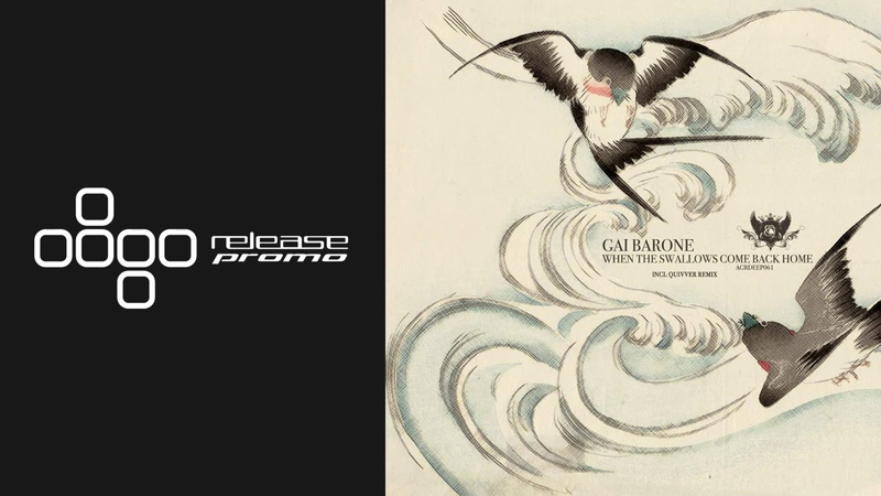 Gai Barone - When The Swallows Come Back Home (Quivver Remix) [Afterglow Deep]