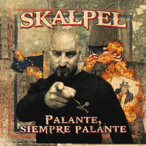 Skalpel альбом Palante, Siempre Palante