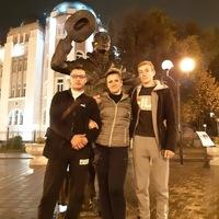 Анкета Николай Ревякин