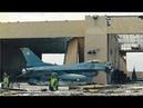 BREAKING Hurricane Michael Mangled 17+ F22 Raptors unable  to Flee October 15 2018 News