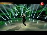 Танец ча-ча-ча под М.Джексона (танцуют будущие муж и жена) Танцы со звездами 2011.