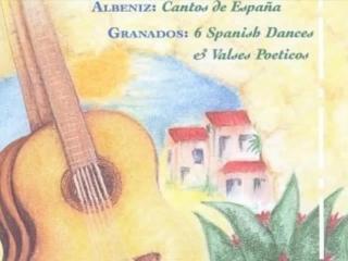 Isaac Albeniz-Cantos De Espana