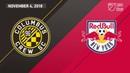 Playoffs 2018: Columbus Crew SC vs. New York Red Bulls