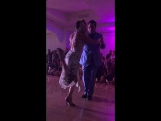 4/5 Mariano Chicho Frumboli   with Carolina Giannini   -Catania Tango Weekend- 29-30.06.2018 Night Milonga
