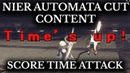 Nier Automata Cut Content Score Attack Mode Rarely Seen PlayGo Novel