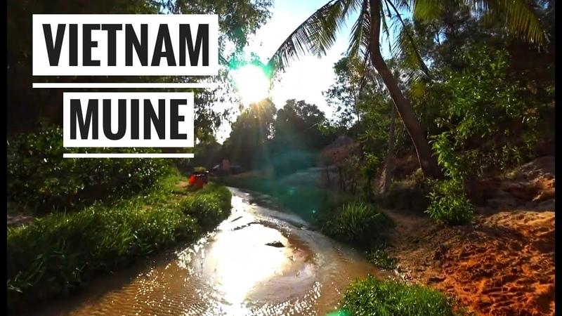 Ручей Фей и Красные Дюны в Муйне(Mui-Ne), Вьетнам