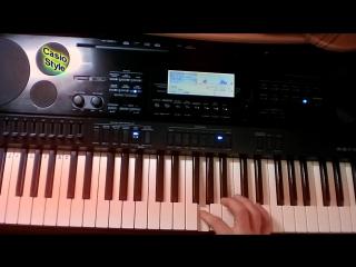 KorgStyle  Rose - Magic Carillon (Casio CTK 7000) DemoVersion