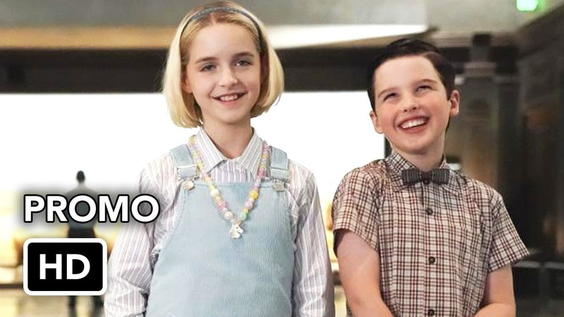 Young Sheldon 2x07 Promo Carbon Dating and a Stuffed Raccoon (HD)