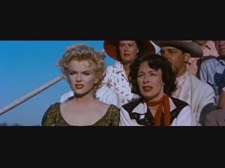 АВТОБУСНАЯ ОСТАНОВКА (1956) - мелодрама, комедия. Джошуа Логан 1080p