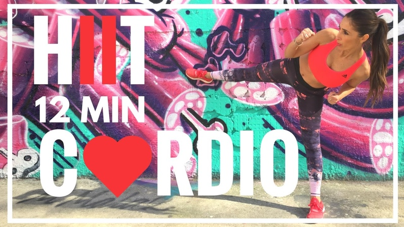 12 Minute Cardio Hiit Workout For Women I Smart Way To Lose Fat Fast
