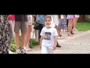 Показ от юных моделей агентства Linda в рамках АРТ ПЯТНИЦЫ в Московском зоопарке