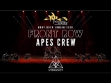 [2nd Place] Apes Crew ¦ Body Rock Junior 2018 [@VIBRVNCY Front Row 4K]