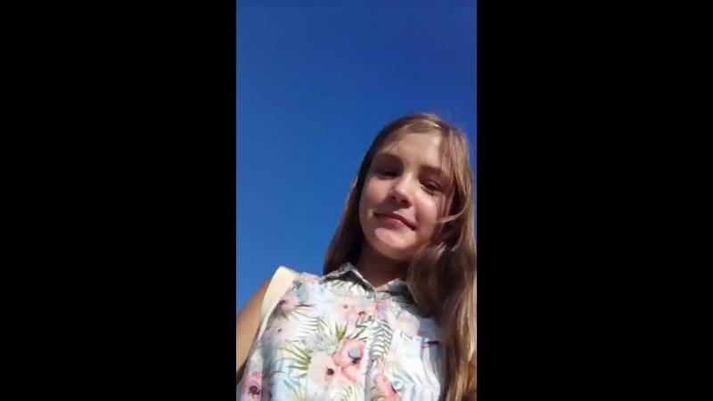 Лиза Лисицына Live