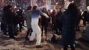 Дискотека на улице в Кудрово самое безумное видео
