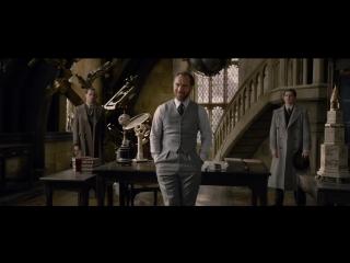 Teaser Trailer | Animais Fantásticos: Os Crimes de Grindelwald LEGENDADO