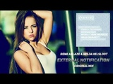 Rene Ablaze &amp Misja Helsloot - External Notification (Original Mix) AERYS Records
