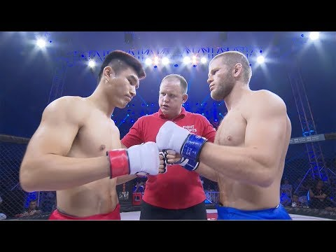 Александр Писарев vs. Луи Ксин Шенг / Alexander Pisarev vs. Lui Xin Sheng