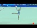 Алина Ермолова - мяч Yoldiz Cup 2015, Казань