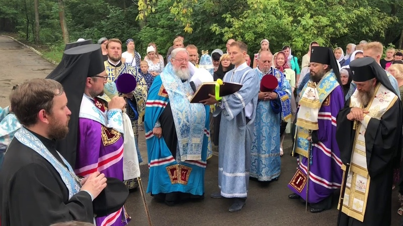 Митрополит Иларион возглавил всенощное бдение в Покровском монастыре в праздник Турковицкой иконы